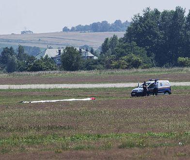 Legnica: sekcja zwłok wyjaśniła przyczyny śmierci litewskiego motoparalotniarza
