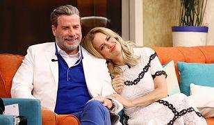 Travolta tańczy z córką. Niezwykły gest ku pamięci jego zmarłej żony
