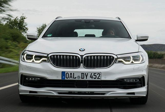 Diesel o osiągach auta sportowego. Nowa Alpina D5 S
