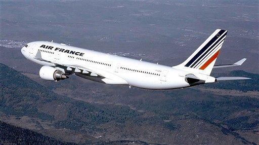 Tragiczny lot AF 447 - zdjęcia