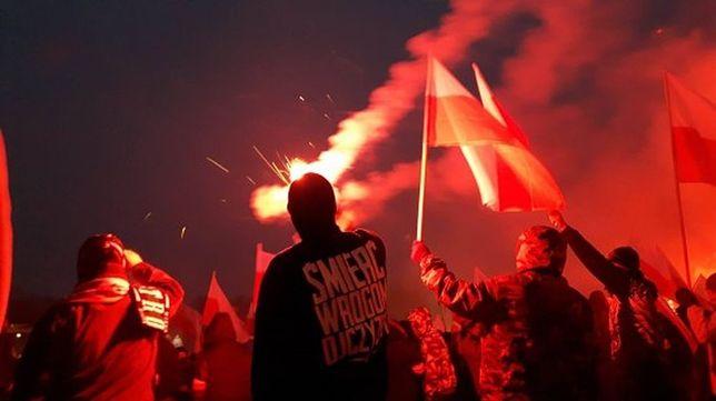 """""""Według ustaleń była to flaga Autonomii Śląska, a nie sąsiadów z Ukrainy"""". Kontrowersyjny wpis policji"""