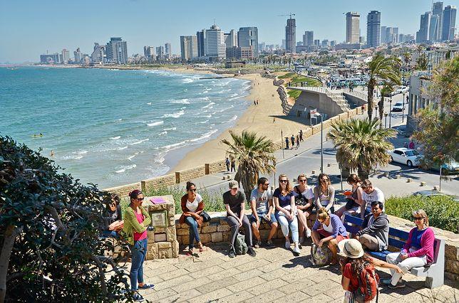 Dla Polaków szczególnie atrakcyjny jest Tel Awiw, nowoczesna metropolia nad Morzem Śródziemnym