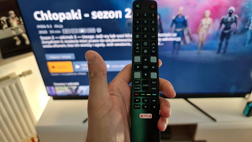 Android TV pozwoli ci kontrolować telewizor z poziomu smartfonu. Nowe, systemowe rozwiązanie