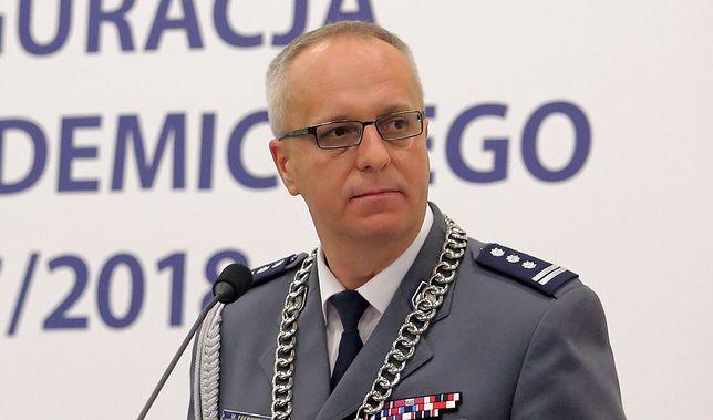 Insp. Marek Fałdowski Wyższą Szkołą Policji w Szczytnie kieruje od ponad dwóch lat