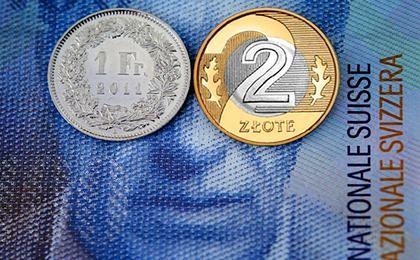 Szef szwajcarskiego banku pocieszył frankowiczów