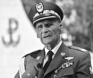 Gen. Ścibor-Rylski nie żyje