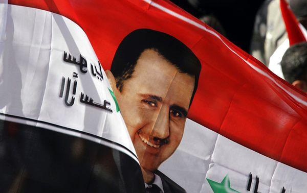 Syryjski rząd nie odda władzy podczas rozmów pokojowych