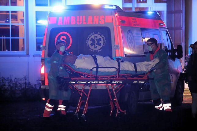 Roman Giertych zemdlał podczas przeszukiwania jego domu przez CBA