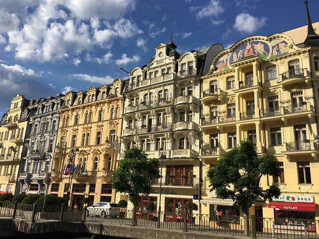 Karlowe Wary to największe uzdrowisko w republice czeskiej