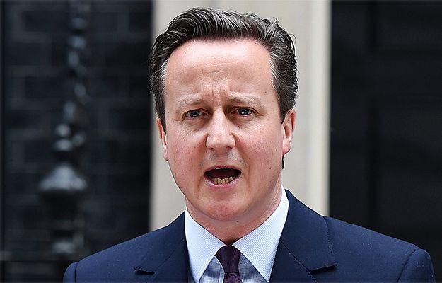 """David Cameron: """"nie szykuje się"""" drugie referendum w Szkocji"""