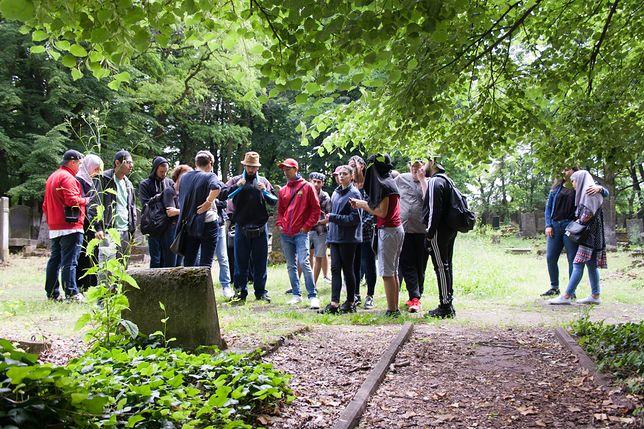 Uczniowie berlińskiej szkoły