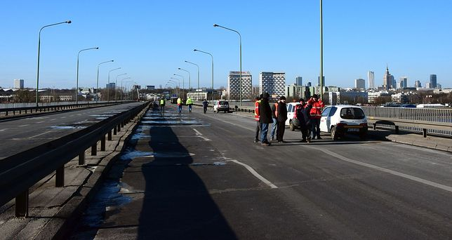 Miliony od rządu na remont Łazienkowskiego