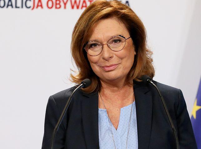 Małgorzata Kidawa-Błońska kandydatką na premiera KO. Kim jest?