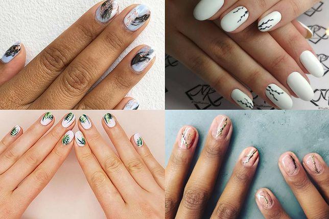 Wzory na paznokcie – jak zrobić?