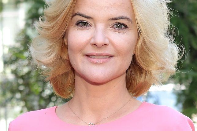 Monika Zamachowska o zarobkach syna. Pokazała wyciąg z konta