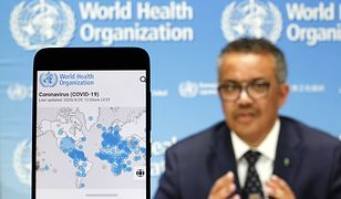 Liczba ofiar pandemii COVID-19 zaniżona? WHO podaje szacunkowe dane