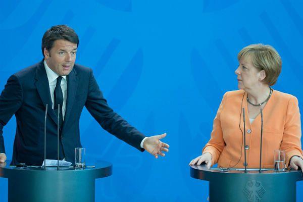 Angela Merkel: EBC zapewni do niedzieli płynność greckim bankom