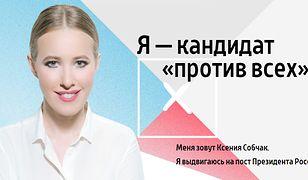 Celebrytka Ksenia Sobczak wystartuje przeciwko Putinowi. Tylko mu pomoże.