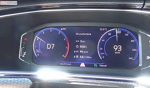 Volkswagen T-Cross 1.0 TSI 115 KM (AT) - pomiar zużycia paliwa