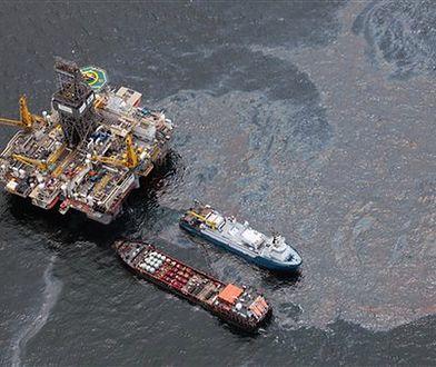 BP rozpocznie cementowanie szybu w Zatoce Meksykańskiej
