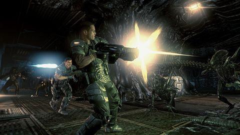 Graliśmy w Aliens vs Predator