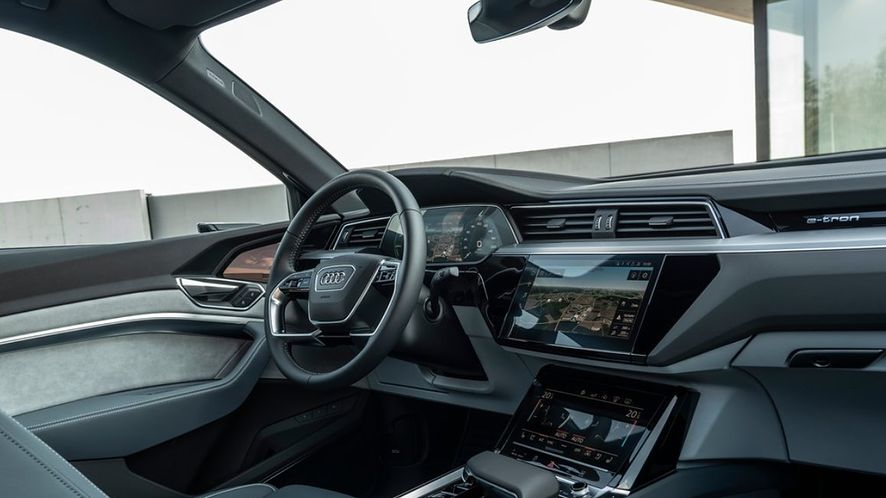 Audi słynie ze śmiałych rozwiązań technicznych