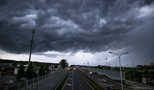 Pogoda w Polsce. Burze i gwałtowne ulewy nie pomogły w walce z suszą