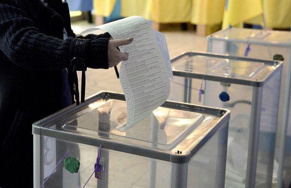 Wybory parlamentarne na Ukrainie