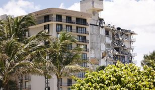 USA. Bilans ofiar katastrofy budowlanej na Florydzie rośnie