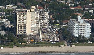 USA. Wstrzymano akcję ratunkową w Miami. Bilans ofiar rośnie
