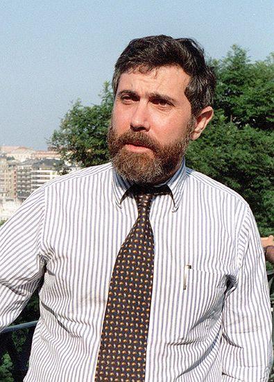 """""""Paul Krugman to świetny popularyzator ekonomii"""""""