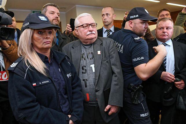 Lech Wałęsa ma opublikować przeprosiny m.in. na Facebooku