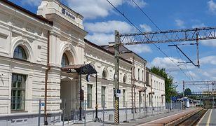 Białystok. Zabytkowy dworzec odzyskał dawny blask