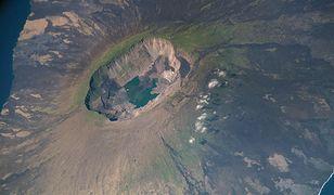 Erupcja wulkanu na archipelagu Galapagos. Zwierzęta zagrożone