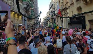 Marsze Równości w Polsce i na Malcie. Uderzający kontrast