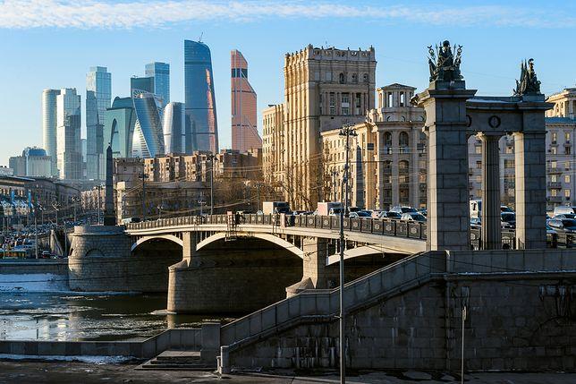 Moskwę odwiedziło w tym roku już ponad 19 mln turystów