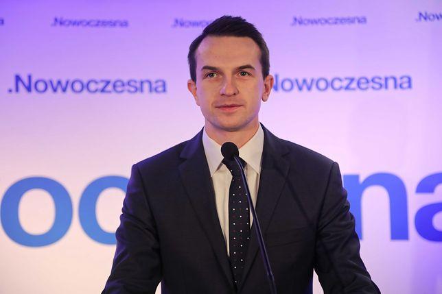 Adam Szłapka został nowym przewodniczącym Nowoczesnej