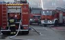 Linia promowa przewiozła strażaków do Szwecji za darmo.