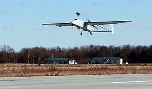 Dzięki danym z dronów rakiety Moskwy mogą razić cele położone nawet w odległości ok. 500 km