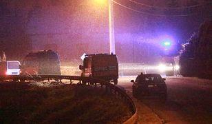 Śmiertelny wypadek w Świdniku.