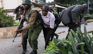 Kenia: zamach terrorystyczny w luksusowym hotelu w Nairobi