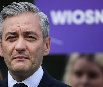 Robert Biedroń, według nieoficjalnych informacji, ma wystartować w wyborach prezydenckich
