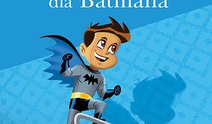 Dobranocka dla Batmana. Czytam sobie. Poziom 1
