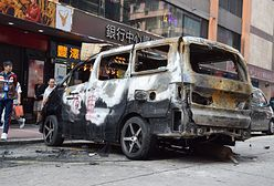 "Hongkong błaga o pomoc. ""Protesty osiągnęły punkt krytyczny"""