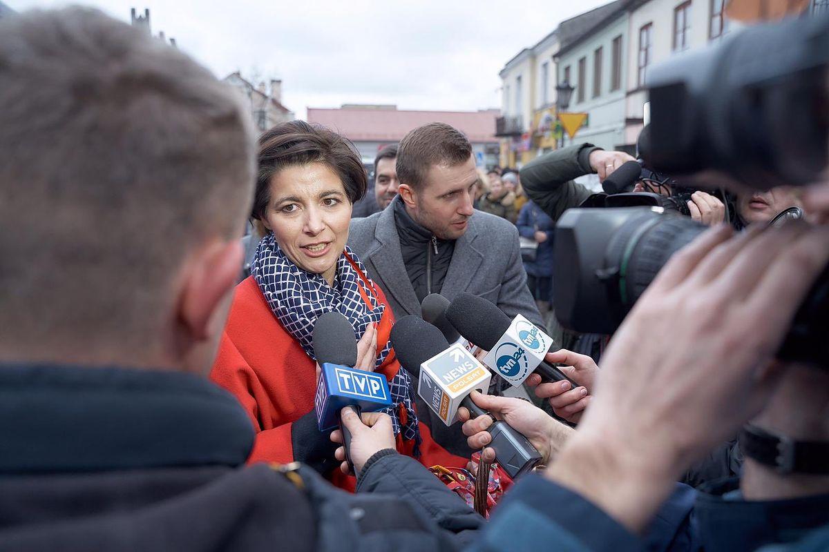 Jolanta Turczynowicz-Kieryłło rezygnuje z funkcji szefowej kampanii prezydenta