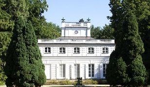 Siedmioletnia umowa dla dyrektora Łazienek Królewskich