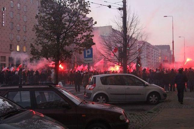 Szef Marszu Niepodległości skazany. Zapłaci 5 tys. zł grzywny