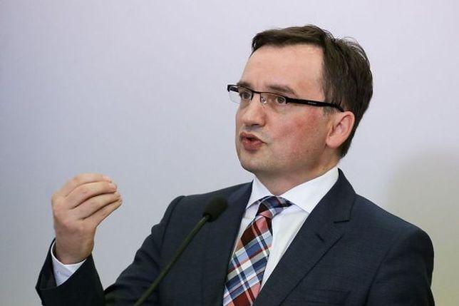 """Ziobro: Gronkiewicz-Waltz """"z pewnością"""" stanie przed komisją weryfikacyjną"""