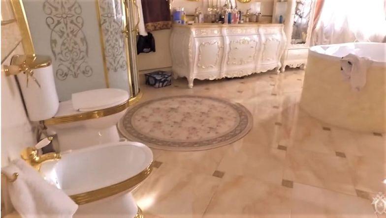 Złota była nawet toaleta. Tak żył skorumpowany rosyjski policjant