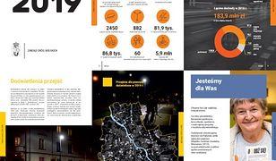 """ZDM przedstawia raport za 2019 r. """"Setki nowych latarni. Miliony wypożyczeń rowerów"""""""